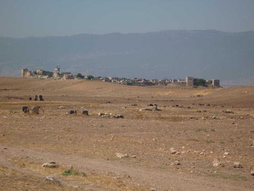 Citadel Qala'at Mudiq, Apamea