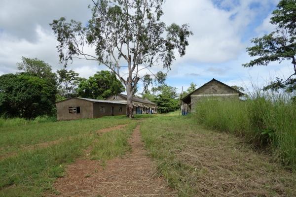 Technische landbouwschool van Nzolo in de provincie Bas-Congo