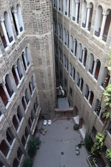 Hotel Métropole, vergane koloniale glorie