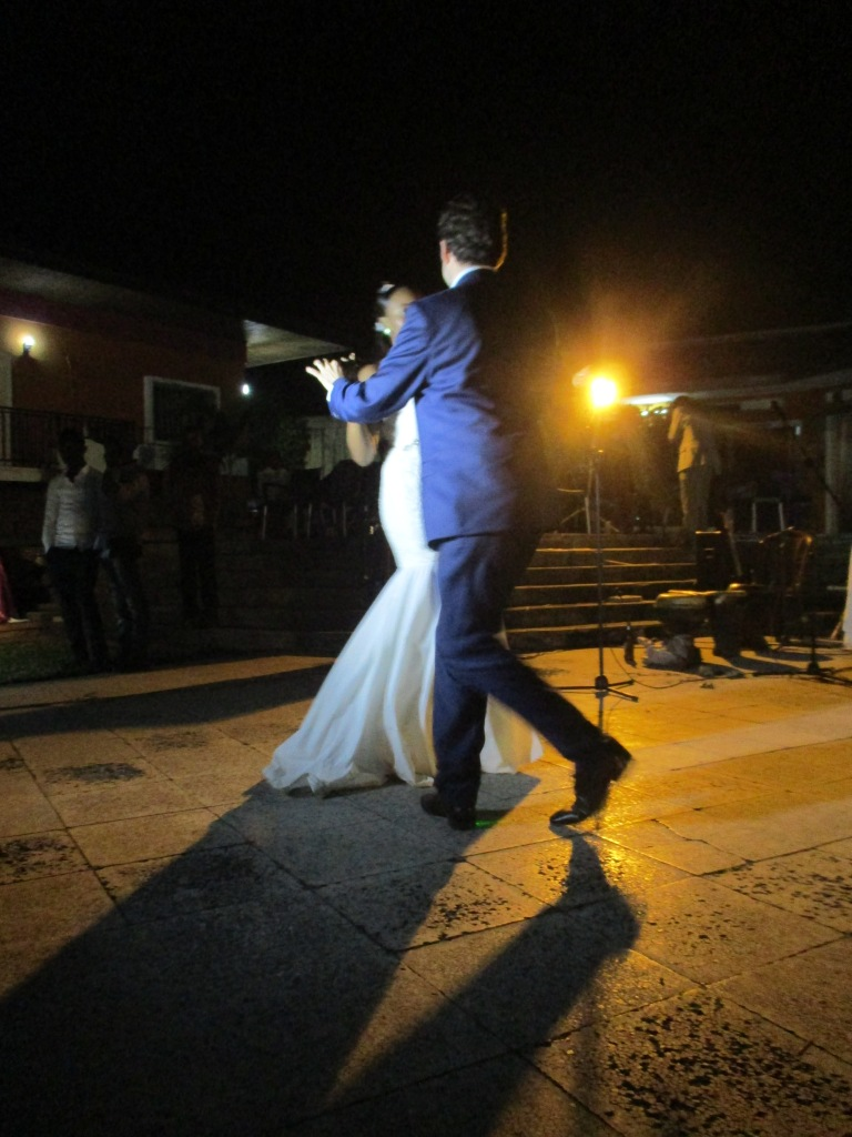 Openingsdans: Stand by Me, bachataversie van Prince Royce
